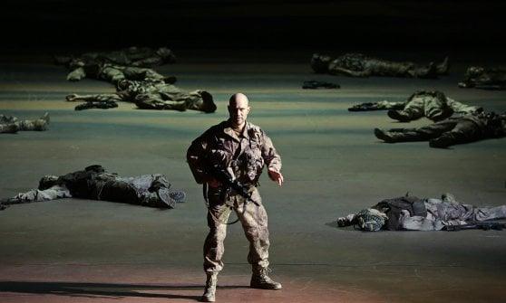 """Teatro alla Scala, successo per """"Giulio Cesare in Egitto"""": piace Haendel in chiave moderna"""