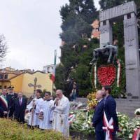 """Commemorazione delle piccole vittime di Gorla. Il sindaco Sala: """"Gli Stati Uniti chiedano scusa"""""""