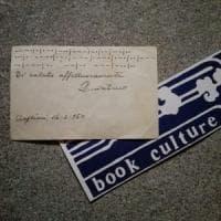 Un biglietto in codice Morse trovato sul treno e una storia di litigi di