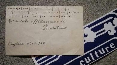 Un biglietto in codice Morse trovato sul treno e una storia di litigi di 60 anni fa