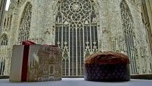 Goloso e solidale, il panettone del Duomo è in edizione limitata