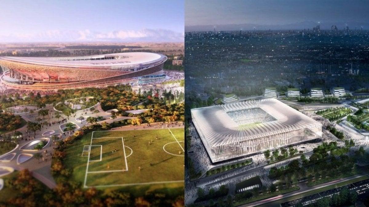 San Siro, Milan e Inter convincono la politica: il Comune vota sì al nuovo stadio ma salva il Meazza