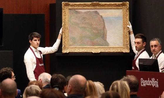 Battuto a 2,1 milioni un Picasso di Calisto Tanzi: 12 milioni di ricavato dell'asta ai truffati dal crac Parmalat