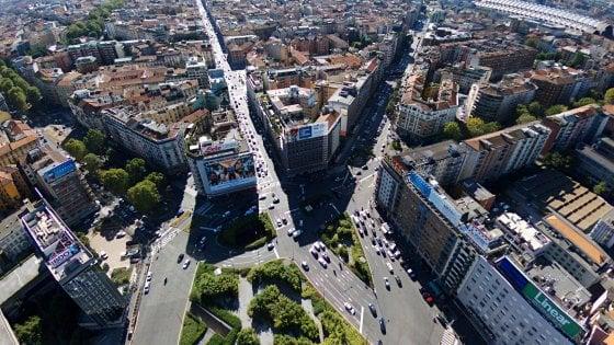 Milano, la città riparte da piazzale Loreto: restyling con le idee ...