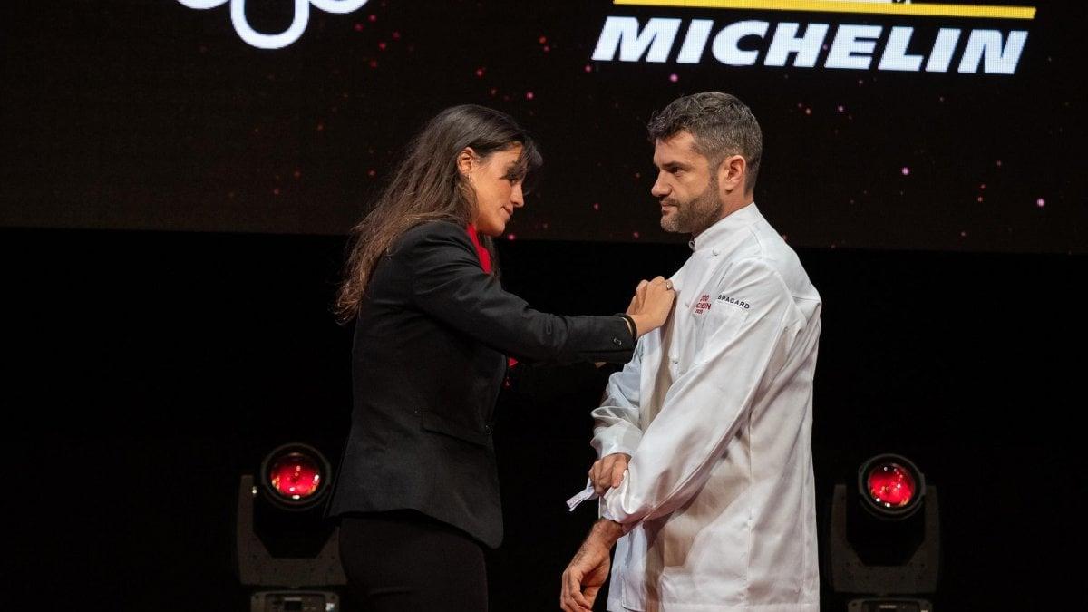 Lo chef Bartolini conquista la terza stella Michelin, Milano torna in alto come ai tempi di Marchesi - La Repubblica