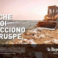 """Pubblicità, premiata  la campagna """"Repubblica alza la voce"""""""