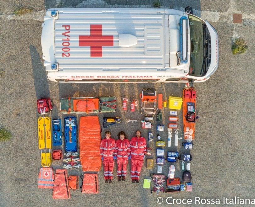 Cosa c'è dentro un'ambulanza? Il gioco Tetris Challenge sbarca sui social