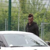 Mario Balotelli multato in Svizzera: non potrà guidare l'auto per tre mesi