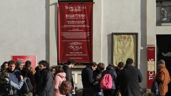 Patti Smith a Milano per la Prima Diffusa della Tosca alla Scala: 50 appuntamenti in tutta la città