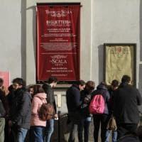 Patti Smith a Milano per la Prima Diffusa della Tosca alla Scala: 50 appuntamenti