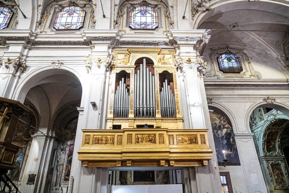 Il suono rinato: nella chiesa di San Marco restaurato uno degli organi più antichi del mondo