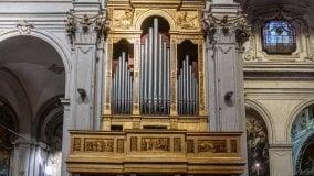 Foto      Il suono rinato: a San Marco restaurato uno degli organi più antichi del mondo       di TERESA MONESTIROLI