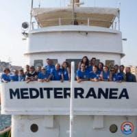 Cena per Mediterranea all'oratorio, il sindaco di Sesto attacca: