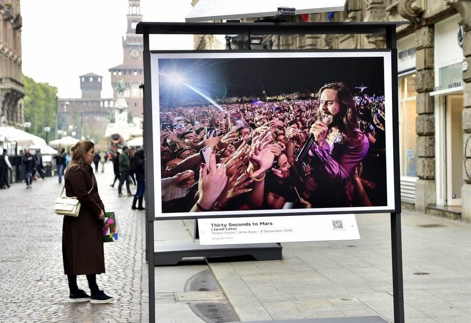Dai Depeche Mode a Tom Waits: in mostra i grandi concerti milanesi per la Music Week