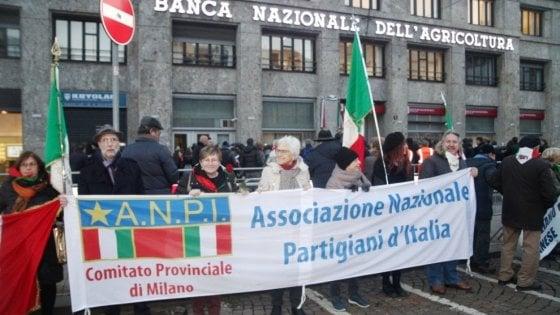 Piazza Fontana, il presidente Mattarella alla commemorazione per i 50 anni dalla strage
