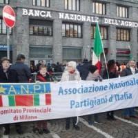 Piazza Fontana, il presidente Mattarella alla commemorazione per i 50 anni