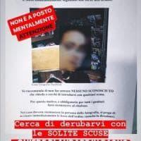 Arrestato il baby rapinatore seriale dopo i volantini diffusi per strada:
