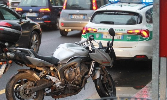 Vigilante travolge e uccide motociclista e si spara