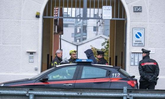 Milano, incendio nella notte in un appartamento, morti due fidanzati