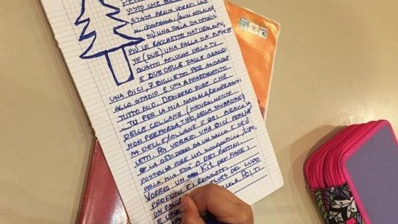 """""""Caro Babbo Natale, io vorrei..."""": la lista dei regali per i bambini della Fondazione Somaschi è online"""