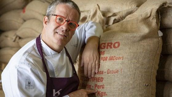 """Ernst Knam: """"La cucina è sentimento: più materia prima e meno tecnica. E bastano tre ingredienti"""""""