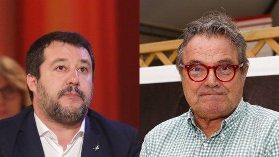 Diffamò Salvini, condannato in appello Oliviero Toscani: deve pagare 8 mila euro al leader della Lega