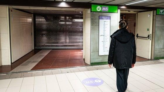 Milano, oggi a rischio bus, tram e metrò. Circolazione regolare per le linee M1, M2, M3. Chiude la  M5