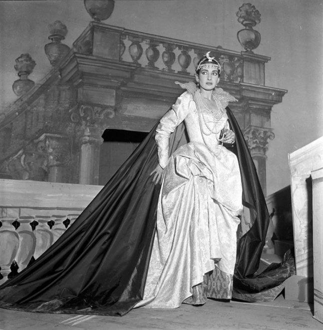 L'omaggio della Scala a Maria Callas nel giorno del suo compleanno