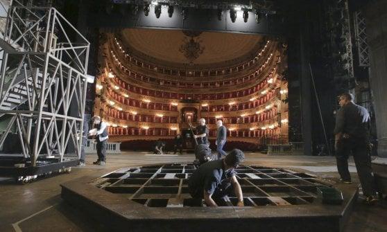 Una Tosca moderna per la Prima della Scala: Chailly e Livermore ancora assieme per Puccini