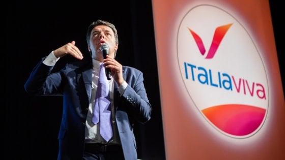 """Il ritorno di Renzi a Milano: """"Contento per le sardine ma servono salmoni controcorrente"""""""