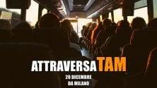 """Treni e aerei costano troppo? A Natale i """"terroni a Milano"""" tornano a casa con l'autobus collettivo"""