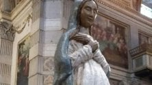 Rubata la statua della Madonna nel Duomo di Mantova, l'appello del parroco su Facebook