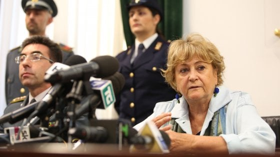 Ultimo giorno di lavoro per Ilda Boccassini: lascia la procura di Milano dopo 41 anni di servizio
