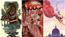 La Tosca a Fumetti: Manara, Bianchi e Celoni per la Prima della Scala
