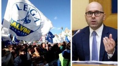 Lega, chiesto il processo per finanziamento illecito del tesoriere Giulio Centemero