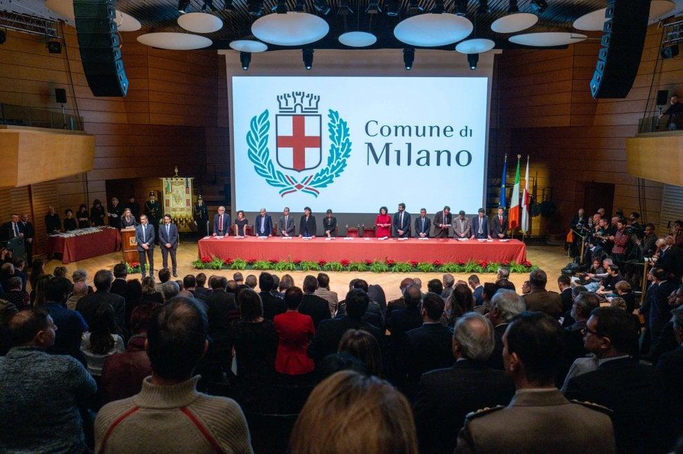 Grande festa per Milano: consegnati gli Ambrogini d'oro