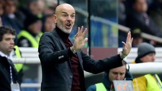 Milan, Pioli: ''Ibrahimovic? Come regalo vorrei solo i tre punti''