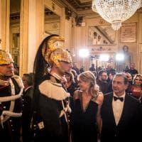 Il foyer della Prima: gli ospiti della Scala per la Tosca