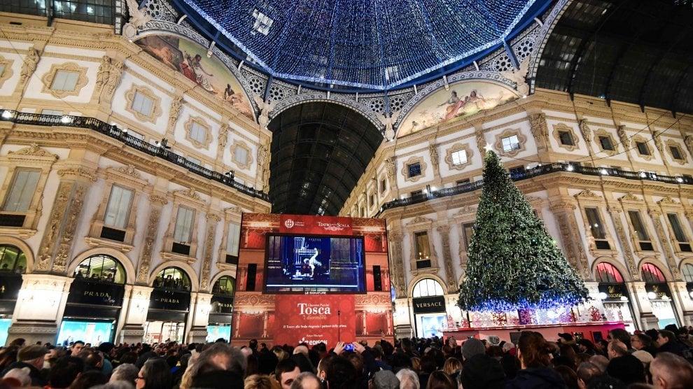 L'altra Prima in città: a Milano la Tosca sui maxischermi