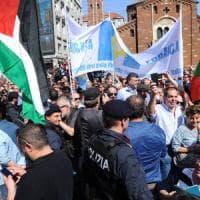 Contestazioni alla Brigata Ebraica al corteo del 25 Aprile, chiesto il processo
