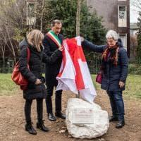 """L'albero per Pino Pinelli, """"la 18esima vittima innocente della strage di piazza Fontana"""""""