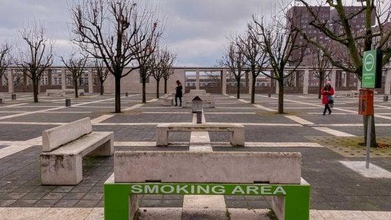 Vietato fumare anche all'aperto, addio sigarette in cortile alle università Statale e Bicocca