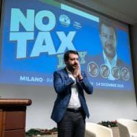 """L'appello di Salvini: """"Via lo steccato maggioranza-opposizione, facciamo un patto per..."""