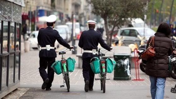 Via le bici, i vigili di quartiere avranno un comando mobile