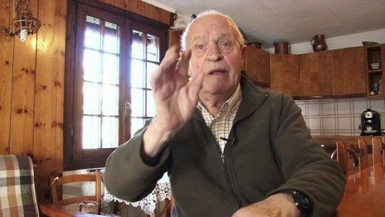 Morto il partigiano Riccardo Zerba, fu torturato dai fascisti