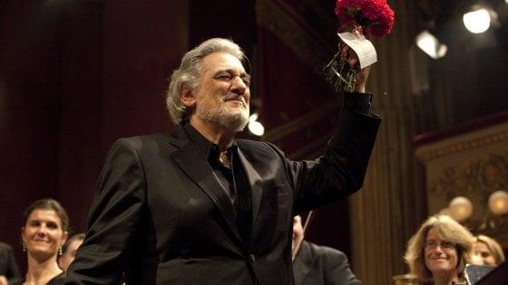 Scala celebra Placido Domingo, è standing ovation