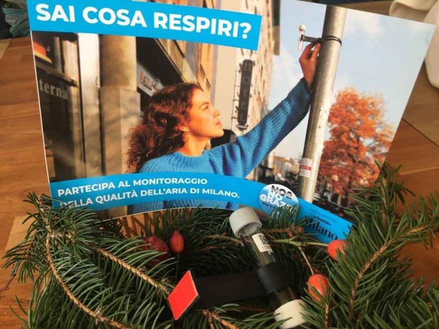 Il regalo last minute e intelligente per Natale? Il kit per monitorare lo smog: l'iniziativa di Cittadini per l'aria