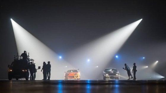 """Gara di bolidi in stile 'Fast & Furious"""" nel Lecchese: supermulte per i due automobilisti"""
