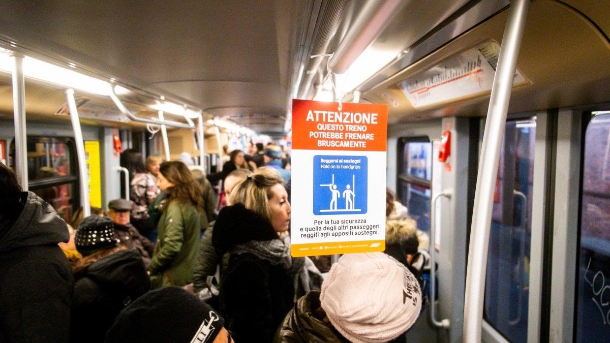 """Automazione E Sicurezza Gorgonzola questo treno potrebbe frenare bruscamente, reggetevi"""": atm"""