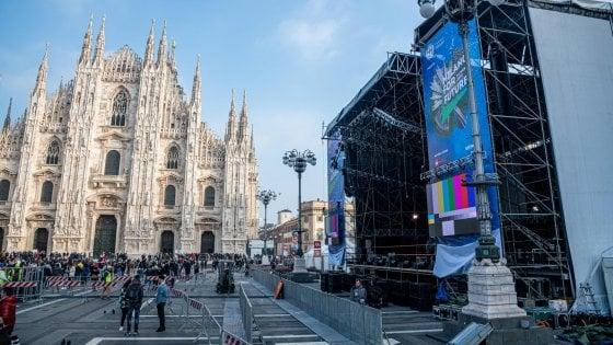 Guida Al Capodanno Green Di Milano Concerto In Piazza Duomo